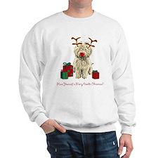 Merry Doodle Christmas Sweatshirt