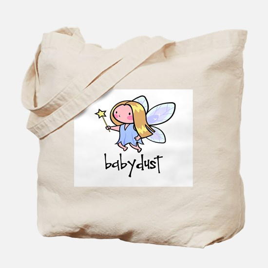 Baby Dust Fairy Tote Bag