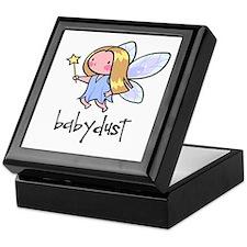 Baby Dust Fairy Keepsake Box