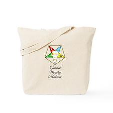 Grand Worthy Matron Tote Bag