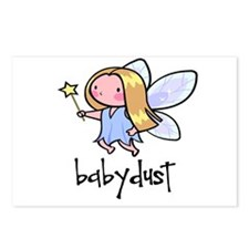 Baby Dust Fairy Postcards (Package of 8)