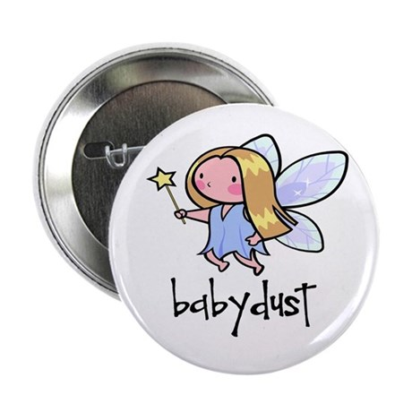 "Baby Dust Fairy 2.25"" Button (10 pack)"
