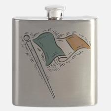 irish flag.jpg Flask