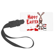 happy-easter.png Luggage Tag
