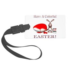 have-a-colorful-easter.png Luggage Tag