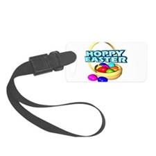 hoppy-easter-basket.png Luggage Tag