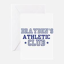 Brayden Greeting Cards (Pk of 10)