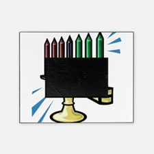 kwanzaa candles copy.jpg Picture Frame