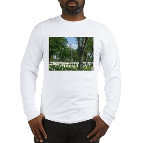 Cost of Freedom Long Sleeve T-Shirt