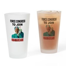 CONGRESS Drinking Glass