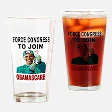 CONGRESS Drinking Glass