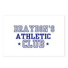 Braydon Postcards (Package of 8)