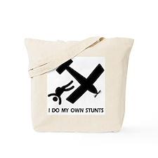 Skydive, Skydiver Jumper Stunts Tote Bag