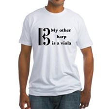 My Other Harp Is A Viola T-Shirt