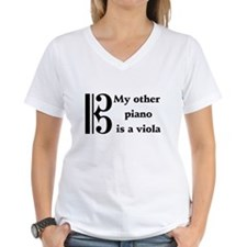 My Other Piano Is A Viola T-Shirt