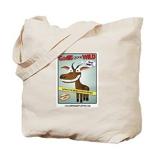 Goats Gone Wild Tote Bag