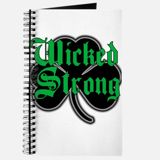 Wicked Strong Journal