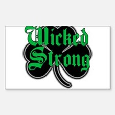 Wicked Strong Decal