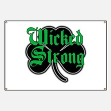 Wicked Strong Banner