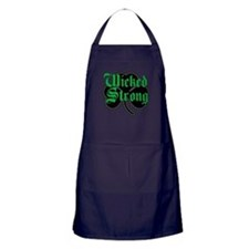 Wicked Strong Apron (dark)