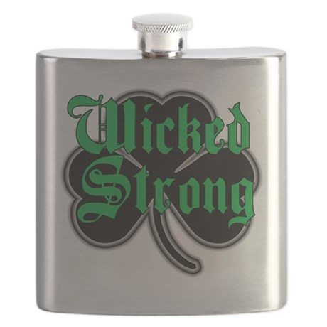 Wicked Strong Flask