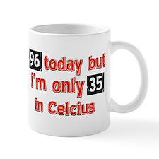 96 year old designs Mug