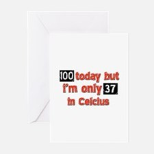 100 year old designs Greeting Cards (Pk of 10)