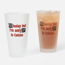 100 year old designs Drinking Glass