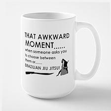Cool Brazilian Jiu Jitsu designs Mug