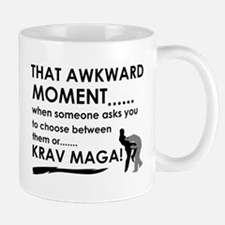 Cool Krav Maga designs Mug
