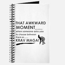 Cool Krav Maga designs Journal