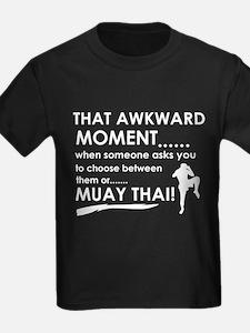 Cool Muay Thai designs T