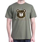 Bears: Godless killing machin Dark T-Shirt