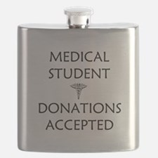 Med Student - Donations Accepted Flask