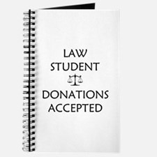 Law Student - Donations Accepted Journal