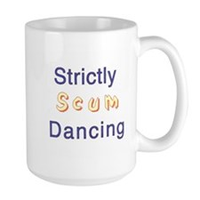 Strictly scum Mug