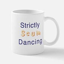 Strictly scum Small Mug