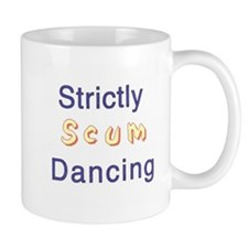 Strictly scum Small Small Mug