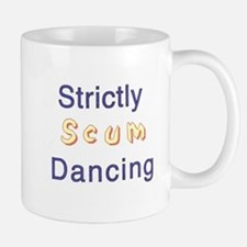 Strictly scum Small Small Small Mug