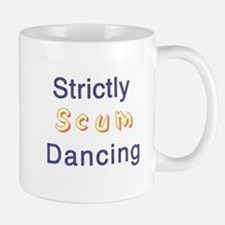 Strictly scum Small Small Small Mug