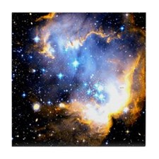 Star Cluster Tile Coaster