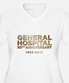 General Hospital Plus Size T-Shirt