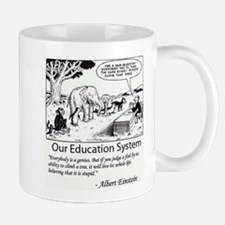 Current Education System Mug