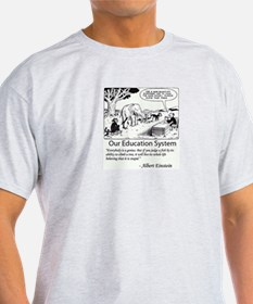 Current Education System T-Shirt