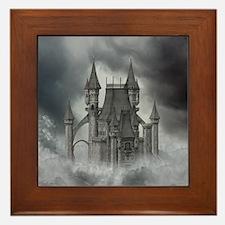 Dark Castle Framed Tile