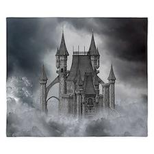 Dark Castle King Duvet