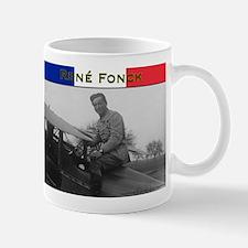 René Fonck Mug
