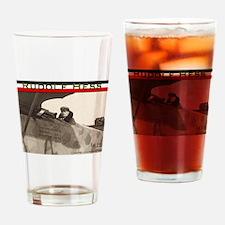 Rudolf Hess Drinking Glass