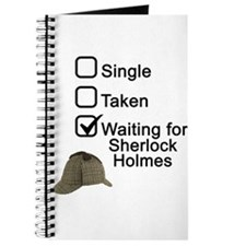 Waiting for Sherlock Journal
