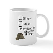 Waiting for Sherlock Mug